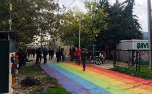 Κλείνει η δομή φιλοξενίας που λειτουργούσε η οργάνωση Lesvos Solidarity στο ΠΙΚΠΑ στη Μυτιλήνη